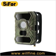wholesale digital trail camera at low price with 12MP 720P PIR motion detection