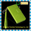 Wholesale Fashion Best Holding Feeling Leather Wallet Case Cell Phone Case
