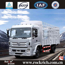 Hot Sale!!! Euro 4 New China Manufacture Lowest Price 4*2 Delivery Truck Price