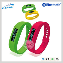 Healthy Bracelet Watch Sport set digital calorie counter wrist watch women with fm radio Sports / Sleep Tracking