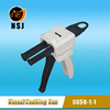 50ml 1:1 Dental sealant impression gun china supplier