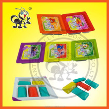 Hot sell 5 In 1 Crisp Fruity Square xylitol chewing gum