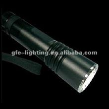 3 watt IP68 LED flashlight for military, police, fireman, miners, and etc