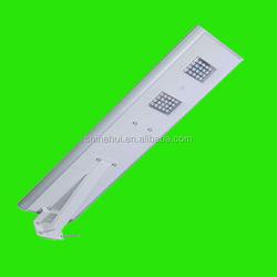 Eco-friendly IP65 waterproof high quality 60w super bright solar street light livarno lux led