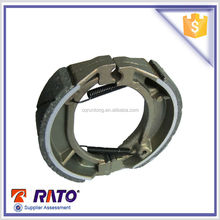 top performance Chinese brand CG125 motorcycle spare parts motorcycle brake shoes wholesale