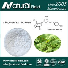 Acting as customer s requirement natural polydatin extract