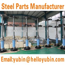 Stainless Steel 304L boat propeller shaft, Ship propeller, Ship propeller shaft