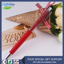 2015 Fashional Crystal Touch Screen Stylus with Pens