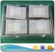 High Quality OCA Optical Clear Adhesive Double Side Sticker Glue 250um Thick For iPhone 5 & 5S & 5C LCD,Pack of 50
