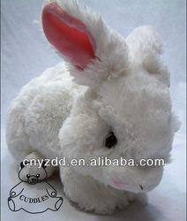 rabbits&realistic plush toy rabbit/ plush rabbit toy/Vivid plush toy rabbit