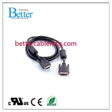 Bottom price manufacture brand new vga to vga computer cable