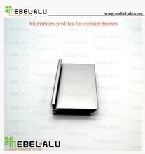 Popular aluminium products good aluminium price per kg aluminium frame profile for kitchen