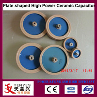 CCG81 Plate-shaped High Power Ceramic Capacitor