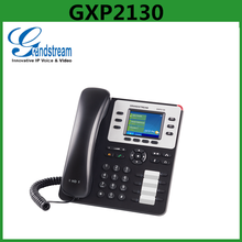 Grandstream office phone GXP2130 SIP IP phone with POE
