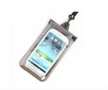 High quality durable water proof phone cover pvc bag