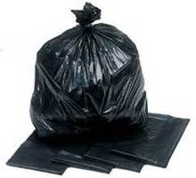Plastic Material and Household Industrial Use garbage bag
