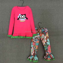 koya new green long sleeve outfits for kads girl boutique clothing for kads girls garments kids outfits child
