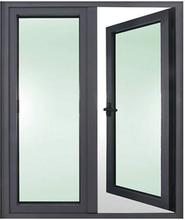 professional aluminium casement window with different colors