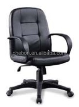 cheap leather office chair economic leather executive chairs middle back chairs