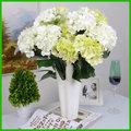 Customized venda quente hortênsias arranjos de flores