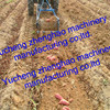 Harvesting machine 4U-600A single row potato harvester planter & harvester for walking tractor 10-12hp