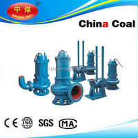stainless steel sewage submersible pump for boat pumping