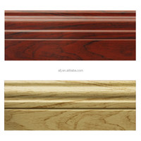 chinese cheap home decoration wood skirting board