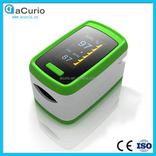 Unique Fingertip Pulse Oximeter/oxymeter,Pulse Oximeter Lower Price for Homecare