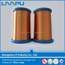 UL Approved Polyamide-Imide Enameled Copper Winding Wire