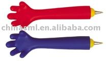 promotional stationary finger cartoon pen school supply