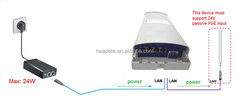 FDD lte 4g WCDMA 3G industrial gateway with 4 LAN Ports