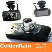 GS8000 Ambarella 1080P Full HD Car camera With GPS logger G-sensor