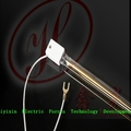 Infrarrojos lámpara 220v/de calefacción por infrarrojos de la lámpara/pequeña lámpara de infrarrojos