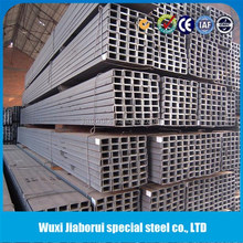 2507 321 Stainless Steel Solid C Channel and Profiles Manufacture U channel