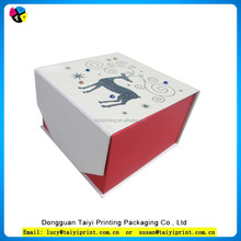 Customized printed a4 size paper box