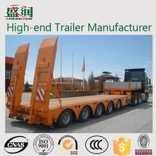Heavy Duty Transports Multi-axle Hydraulic Truck Trailer For Sale,Customizable Multi Axle Trailer