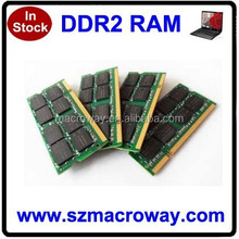 ddr Laptop ddr2 800 2gb ram sodimm memory
