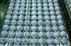 10 years factory - practice golf balls