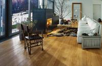 Wood Plastic Waterproof Composite Laminate Flooring