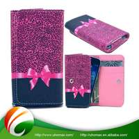 Quality Guaranteed Custom-Made Ultra Thin Pu Leather Flip Case Cover For Iphone 5
