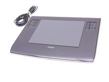 Wacom PTZ-630 INTUOS-3 A5 6x8 USB Graphics Design Drawing Tablet NO GRIP PEN