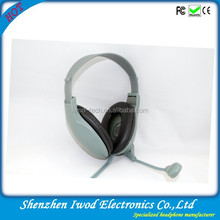 Shenzhen computer accessories best buy language learning plastic durable classical headphones