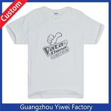 Plain no brand custom t-shirt manufacturer thailand