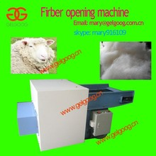 wool carding machine/sheep wool combing machine/cotton opening machine