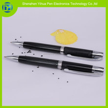 Idea product 2015 Computer hand-cut Barrel Metal ballpoint pen,printed pens for Commercial ball-point pen