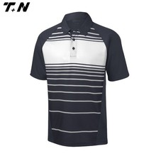 Men's short sleeve polo shirt OEM branded
