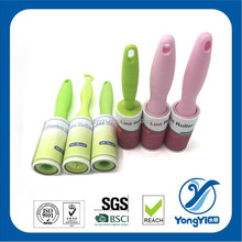 Customized made best price wholesale lint roller with cover