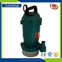 Small diameter submersible centrifugal water pump