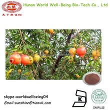 pomegranate leaf extract Powder Ellagic acid 40% /pomegranate bark extract Powder 40% Polyphenols