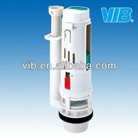 Toilet spare of toilet tank fittings flush valve with 2 inch flush valve